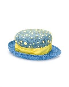 шляпа с сетчатым верхом Mimisol