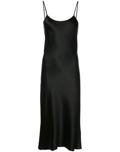 Платье миди Liquid Voz