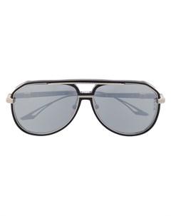 Солнцезащитные очки со съемными дужками Dita eyewear