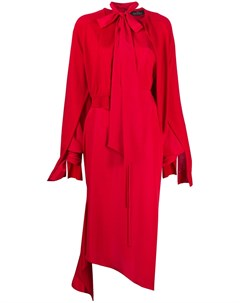 Платье асимметричного кроя Rokh