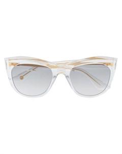 Солнцезащитные очки Kader в квадратной оправе Dita eyewear