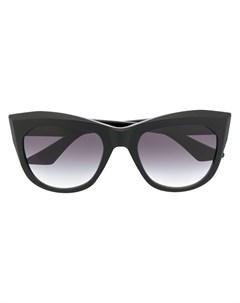 Солнцезащитные очки Kader в массивной оправе Dita eyewear