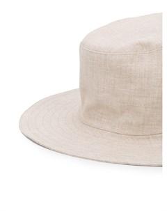 шляпа из коллаборации с Mackintosh Jil sander