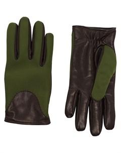 двухцветные перчатки Kagawa gloves