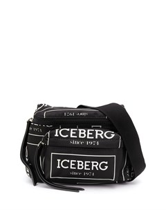 Поясная сумка с логотипом Iceberg