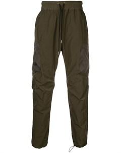 Спортивные брюки с карманами карго John elliott