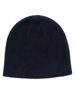Кашемировая шапка бини N.peal