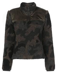 Пуловер Kylan из шерпы Veronica beard