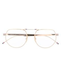 очки авиаторы Thom browne eyewear