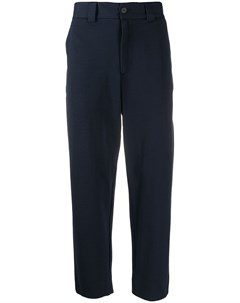 Укороченные брюки строгого кроя Harris wharf london