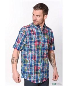 Мужские рубашки с коротким рукавом Casa moda