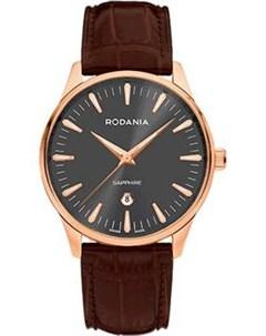 Швейцарские наручные мужские часы Rodania