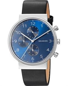 Швейцарские наручные мужские часы Skagen