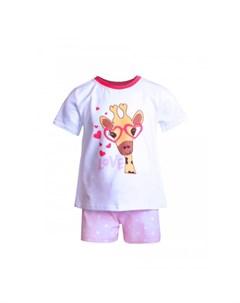 Пижама для девочки 11331 N.o.a.