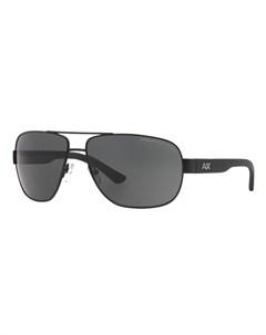 Солнцезащитные очки AX 2012S Armani exchange
