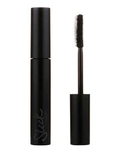 Тушь для ресниц удлиняющая подкручивающая разделяющая Черный Sleek makeup