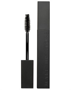 Тушь для ресниц объемная для чувствительных глаз Черный Make up store