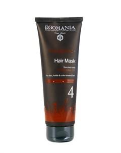 Маска для тонких ломких окрашенных волос Egomania