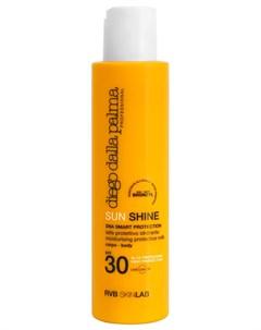 Молочко cолнцезащитное для лица и тела SPF30 Diego dalla palma professional