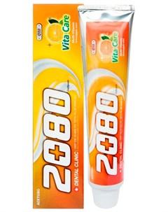Зубная паста витаминный уход Dental clinic 2080