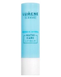 Питательный бальзам для губ Lumene