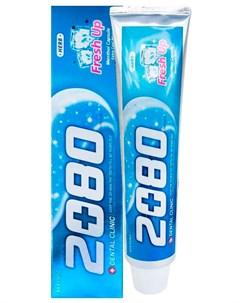 Зубная паста освежающая Dental clinic 2080