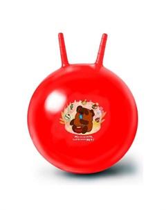 Мяч попрыгун Винни Пух 50 см Яигрушка