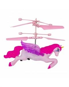 Интерактивная игрушка на сенсорном управлении Gyro Unicorn 1toy