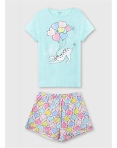 Пижама для девочек Ostin