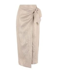 Длинная юбка Donna karan