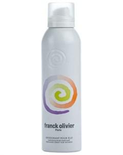 Дезодорант Franck olivier