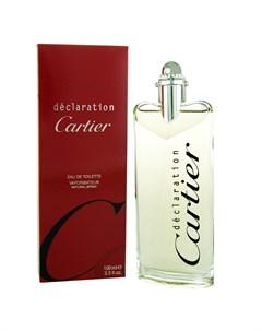 Туалетная вода Cartier