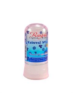 Дезодорант Rasyan Crystal Roll On Natural White