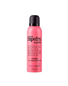 Мусс для душа Sugared Grapefruit Sunrise Shower Mousse Treaclemoon