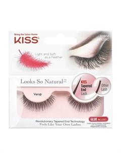 Накладные ресницы Looks so Natural Eyelashes Vamp KFL05C Kiss