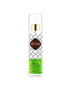 Дезодорант Mineral Deodorant Green Tea Zeitun