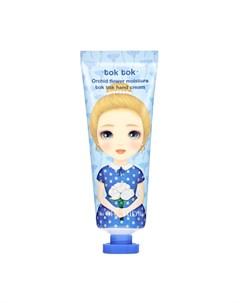 Крем для рук Orchid Flower Moisture Tok Tok Hand Cream The orchid skin