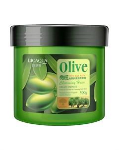 Маска для волос Charming Hair Olive Hair Mask Bioaqua