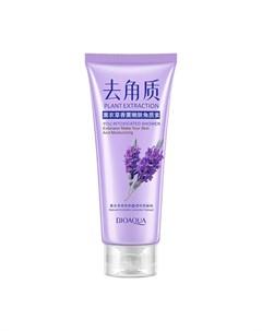 Пилинг для лица Plant Extraction You Intoxicated Shower Exfoliator Lavender Bioaqua