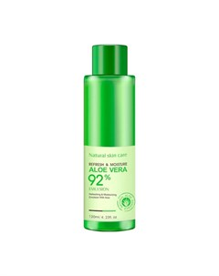 Эмульсия для лица Natural Skin Care Refresh Moisture Aloe Vera 92 Emulsion Bioaqua