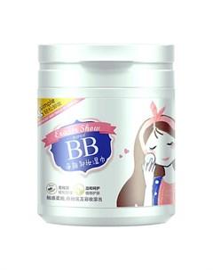 Салфетки для снятия макияжа Super BB Eraser Show Bioaqua