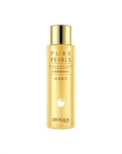 Лосьон для лица Pure Pearls Essence Deep Moisturizing Facial Toner Bioaqua