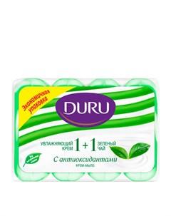 Крем мыло для рук Gourmet 1 1 Зеленый чай Duru