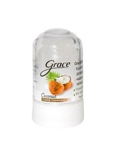 Дезодорант стик Crystal Deodorant Coconut Grace