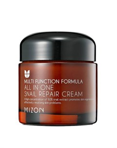 Крем для лица All in One Snail Repair Cream Mizon