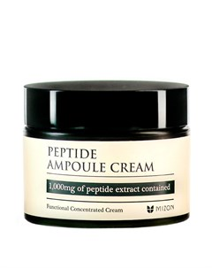 Крем для лица Peptide Ampoule Cream Mizon