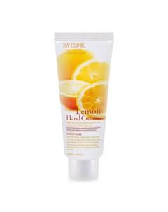Крем для рук Lemon Hand Cream 3w clinic