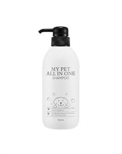 Шампунь для питомцев My Pet All In One Shampoo A'pieu
