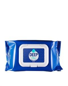 Салфетки для снятия макияжа A Pieu Deep Clean Scrub Tissue A'pieu