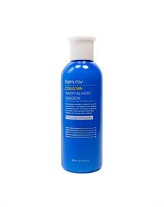 Эмульсия для лица Collagen Water Full Moist Emulsion Farmstay